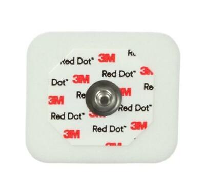 3m 2560 Ekg Snap Electrode 3m Red Dot Monitoring Radiolucent