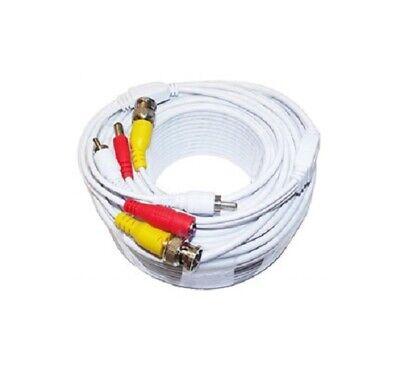 Cable Para Cámaras Vídeo/Audio / Alimentación - 20M