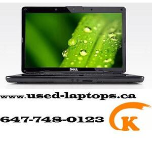 Dell Inspiron 1545 15.6' laptop(Intel Dual core/4G/200G/Webcam/New Battery)$179!