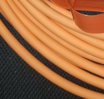 Lowrider Hydraulic 30ft Battery Ground Cable 4 Gauge Orange