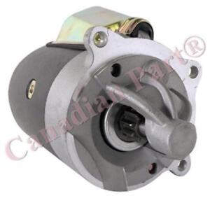 New FORD Starter for FORD BRONCO,CLUB,COUNTRY SEDAN SFD0058