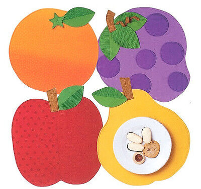 New FRUITY Placemat Pattern   EZ to Make