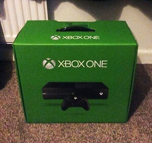 Xbox ONE System With Controller, Original Box And Game!