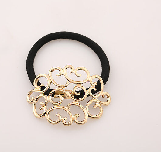 Korean Style Women Elastic Hair Ties Band Ropes Ponytail Holder Accessories