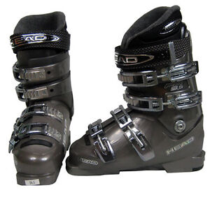 Brand New Head Mens Ski Boots (Size 9 shoe foot)