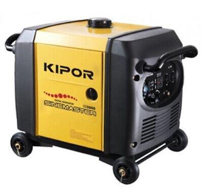 2014 Kipor 3000 Generator Ness Turf 103
