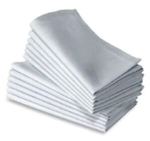 24-COTTON-RESTAURANT-DINNER-CLOTH-LINEN-NAPKINS-CATERING-NAPKINS-WEDDING-SUPPLY