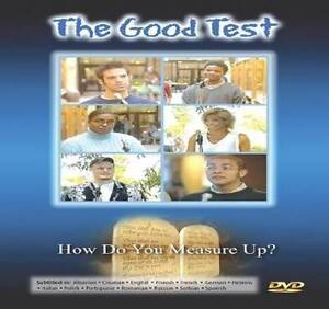 DVD The Good Test Yarrawonga Palmerston Area Preview