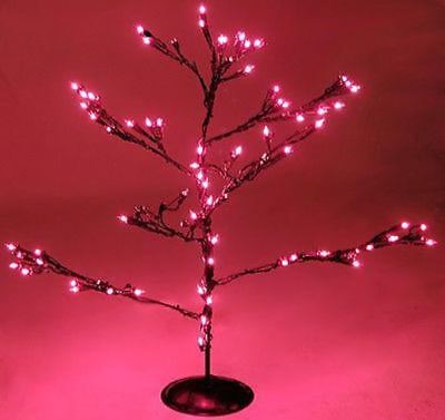 Halloween Purple Lighted Spooky Christmas Tree Indoor or Outdoor Decoration Prop - Halloween Outdoor Tree Decorations