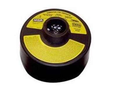 Msa 10046570 Exp. 0621 Millennium Gas Mask Filter Cartridge 40mm Nato. Cbrn New