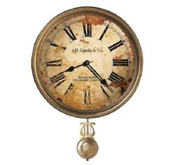 Howard Miller 620-441 (620441) J.H. Gould and Co. III Wall Clock