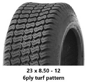 "23 x 8.5 x 12"" TURF TYRES  suit KANGA/MINI SKID/RIDE-ON MOWERS Midvale Mundaring Area Preview"