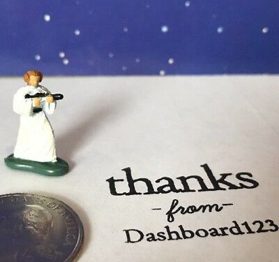 Micro Machines Star Wars Princess Leia V7 - Star Wars 7 Leia