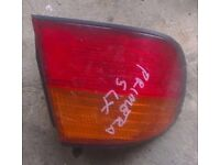 Nissan Primera N/S Rear Light (1998)