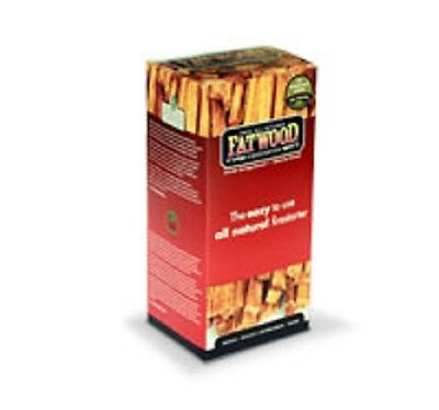 Fatwood The All Natural Firelighter.