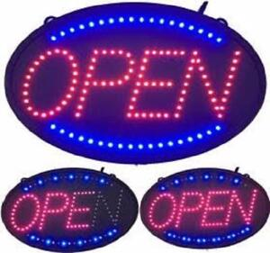 Weekly Promotion! LED Open Sign, 97-0921 $79.99(was$99.99)