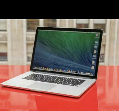 Apple🍎MacBook Pro 15 Retina Quad Core i7 2.3 GHz 512 SSD Office Logic X Final X