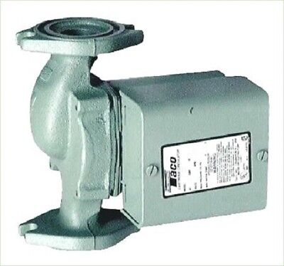 Central Boiler Taco 007-zf5-9 Priority Zoning Circulator Pump 125 Hp 5800011