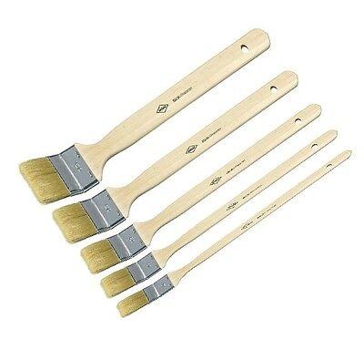 Heizkörperpinsel Eckenpinsel Fassadenpinsel Maler Flachpinsel Wistoba 3551