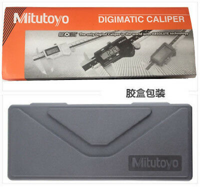 Mitutoyo 500-196-2030 15cm6 Absolute Digital Digimatic Vernier Caliper In Box