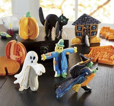 3D Stand Up Halloween Cookie Cutter Set #01230 - NEW - 3d Halloween Cookies