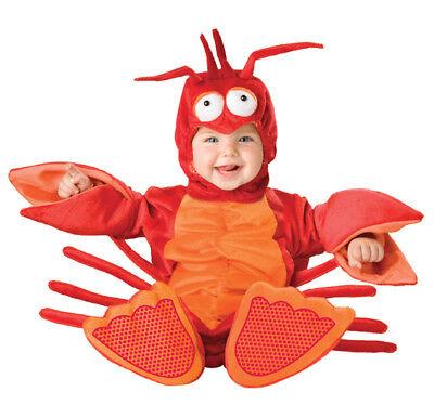 Lil Lobster Infant Lobster Halloween Costume - Lobster Baby Halloween Costume