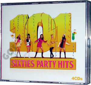 Ultimate-Sixties-Hits-4-CD-of-1960s-Tracks-Original-EMI-Music-Song-Recordings
