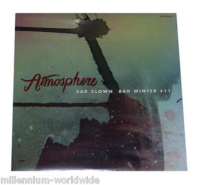 Atmosphere - Sad Clown Bad Winter 11 - 12 Vinyl Lp - Sealed And Mint Record