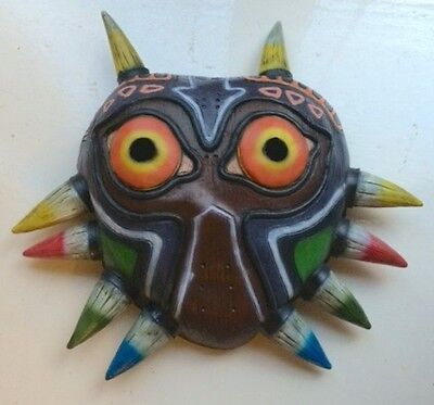 Majoras Maske Anime Cosplay Zelda Latex Maske Maskenkostüm Game-Uk Verkäufer