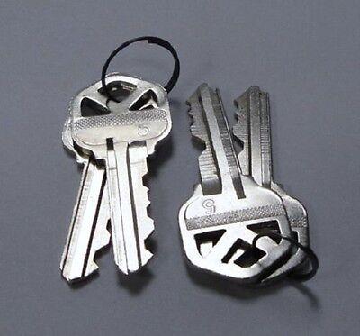 Kwikset Smartkey Set Up Keys Rekey Change 2 Pairs