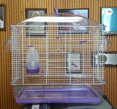 LOLA BIRD CAGE #10730011 PERFECT FOR PARAKEET AND LOVE BIRDS