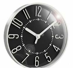 Westclox 10 Round Beautiful Black and White Wall Clock New from USA Seller