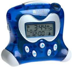 Oregon Scientific RM313PNA_BL Model RM313PNA Projection Atomic Alarm Clock, Indo