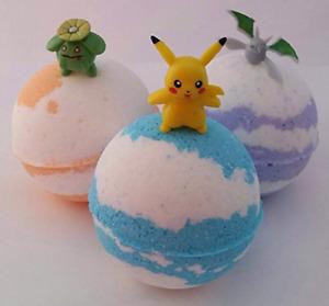Pokémon Surprise Bath Bombs