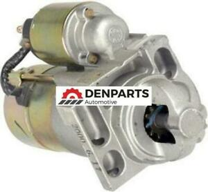 Starter GMC YUKON, XL 6.0L (364) V8 2001 to 2005