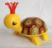 Vintage Wind Up Toys Turtle
