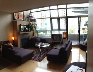 Modern Airy Penthouse Loft