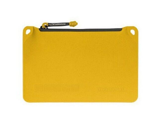 "Magpul MAG856 Small 6"" x 9"" Polymer Fabric DAKA Pouch - Yellow"