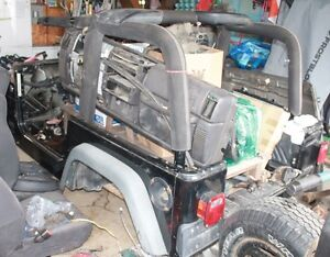 Really Nice 2005 Jeep TJTub Perfect Start too your build project