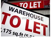 Warehouses to let