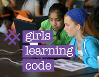 National Girls Learning Code Day - Sat. Nov. 7th @ Science North