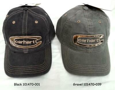 Carhartt Mens Cedarville Ball Cap OSFM [A8-1470]   Free ship inside US Man Ball Cap