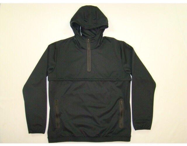 Adidas X-Series Half Zip Sweatshirt Laufjacke Trainingsjacke Jacke schwarz SALE