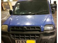 Fiat Doblo 1.9 Jtd Manual Gearbox Breaking For Parts (2003)