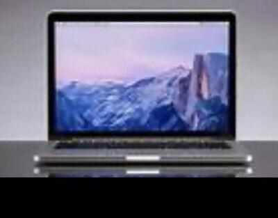 "Apple MacBook Pro 13.3"" Retina Display 2015 i7 3.1GHz 512GB SSD Office Logic Pro"