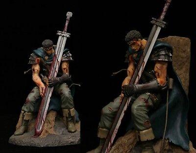 Berserk GUTS The Hundred Man Killer Exclusive Statue NEW Art Of War ONLY 50 RARE