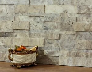Rockmount Stacked stone panels