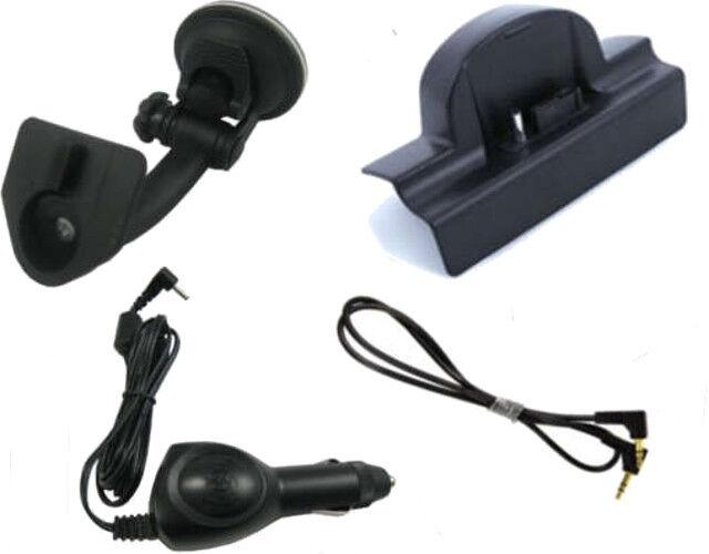 XM Onyx & Xpress Bundle - Dock, Suction Cup Mount, Aux Cable