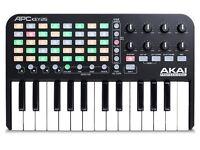 Akai APC key 250 ableton performance controller