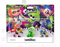 Looking for Splatoon Amiibo 3 pack